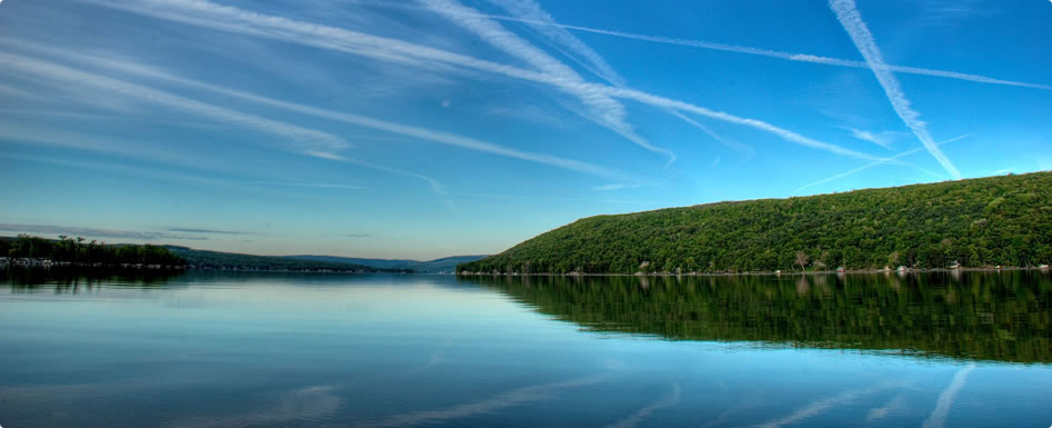 Bluff Point on Keuka Lake, Penn Yan, NY